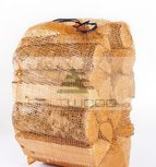 Birch firewood in 22l bags