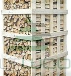 Ader firewood in 2 m3 crate