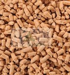Wood pellets for bedding