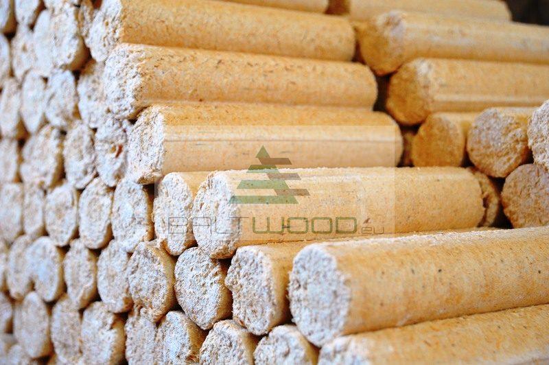 Nestro Briquettes Balt Wood Enterprise Ou