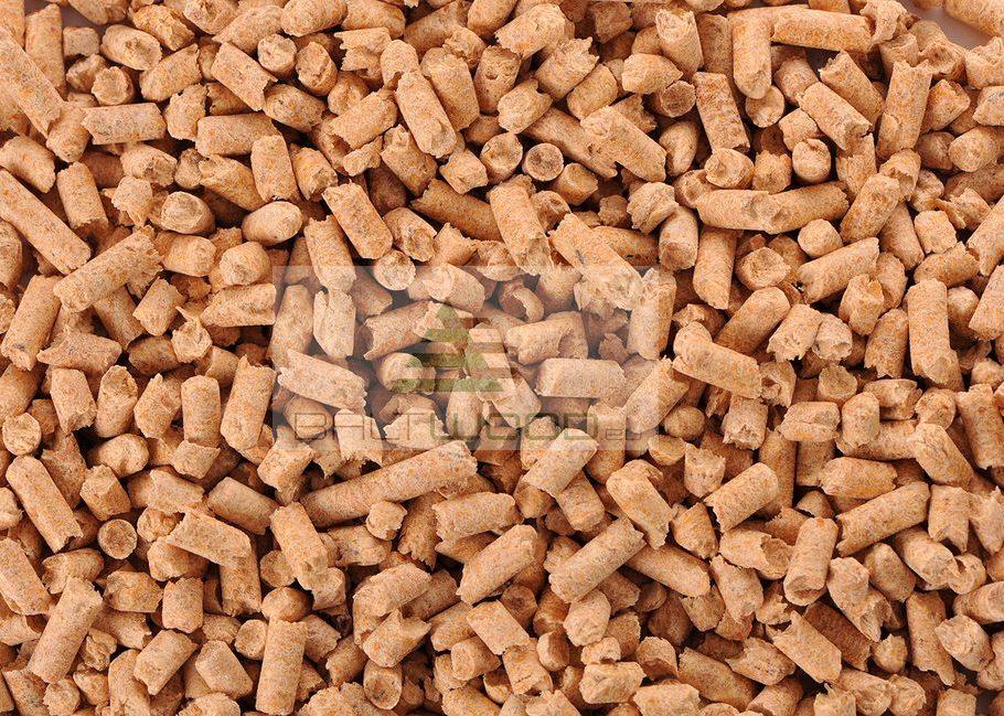 Large Wood Pellets ~ Wood pellets for litter balt enterprise ou