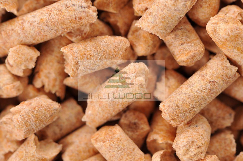 Wood Pellets For Litter Balt Wood Enterprise Ou